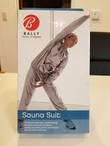 Bally Total Fitness Sauna Suit in Okinawa, Japan