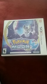 Pokemon Moon 3DS in Travis AFB, California