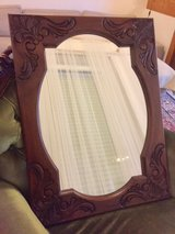 Vintage / Antique Wall Mirror in Ramstein, Germany
