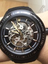 Maserati High end Skeleton Watch in Ramstein, Germany