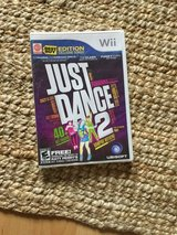 Just Dance 2 WII  New in Packagaging in Ramstein, Germany