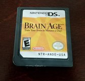 Brain Age For Nintendo DS in Camp Lejeune, North Carolina