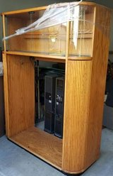 CURIO/ENTERTAINMENT CABINET in Bolingbrook, Illinois