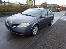 2006 NISSAN PRIMERA 1.9 DCI TUBO DIESEL *NEW INSPECTION in Spangdahlem, Germany