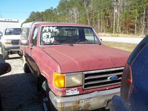 89 FORD F 150 in Cherry Point, North Carolina