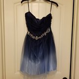 Strapless Tea Length Party Dress in Moody AFB, Georgia