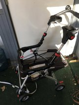 Click in stroller for infant seat in Morris, Illinois