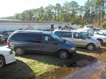 2002 CHRYSLER TOWN AND COUNTRY in Cherry Point, North Carolina