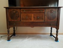 Antique Hutch Buffet in St. Charles, Illinois