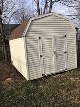 10x15 storage shed with loft in Pleasant View, Tennessee