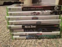 XBOX 360 games in Kingwood, Texas