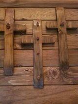 Rustic Wooden Crosses - HANDCRAFTED in Alamogordo, New Mexico