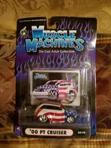 MUSCLE MACHINES PT CRUISER (AMERICAN FLAG) in Clarksville, Tennessee