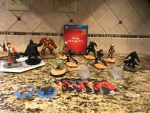 Disney Infinity 3.0 for PS4 with Characters in Schaumburg, Illinois