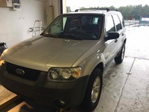2007 Ford Escape - Silver - V6 SUV in Anchorage, Alaska