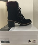 New Woman boots in Ramstein, Germany