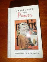 Fairclough, Language and Power in Stuttgart, GE