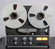 Reel to Reel Tape Deck in Heidelberg, GE