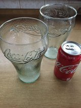2 XXL Coke Glasses in Stuttgart, GE
