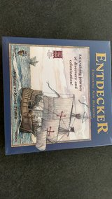 entdecker board game nib in Chicago, Illinois