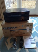 Onkyo TX-SR707 7.2-Channel A/V Surround Home Theatre Receiver in Lakenheath, UK