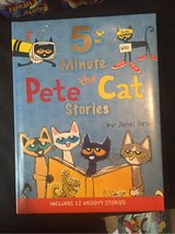 Pete the Cat stories in Byron, Georgia
