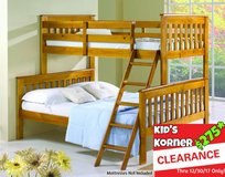 Dream Rooms Furniture KID'S KORNER Clearance in Bellaire, Texas