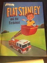 Flat Stanley book in Byron, Georgia
