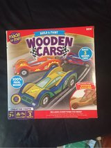 build your own wooden cars in Warner Robins, Georgia