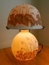 Porcelain table lamp - brand new in Westmont, Illinois