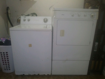 Washer and dryer in Coldspring, Texas