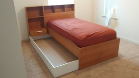 Twin Bed in Hampton, Virginia