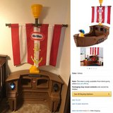 Little Tikes Toddler Bed in Camp Pendleton, California
