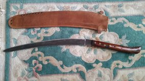 Handmade zombe sword in Camp Lejeune, North Carolina