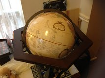 Replogle globe in Kingwood, Texas