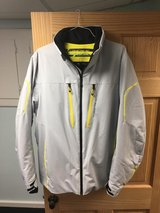obermeyer ski jacket with built in recco system   no hood in Columbus, Georgia