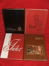 Illinois State Normal University ISU Index Yearbooks 1956-1959 in Bolingbrook, Illinois
