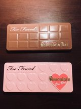 Two faced chocolate bar in Camp Pendleton, California