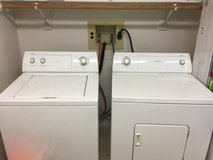 Washer and Electric Dryer in Nellis AFB, Nevada