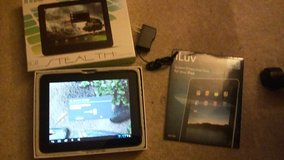 TRIO Stealth Android 8GB Tablet in Tinley Park, Illinois