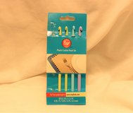 4 Crochet Hook Set Wilton Simplicity Boye Plastic Set Islet Knit Needle in Kingwood, Texas