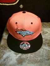 Denver Broncos Snapback in Kirtland AFB, New Mexico