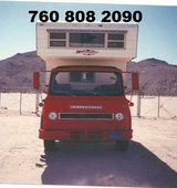 """72 INTERNATIONAL TRUCK -RV CONVERSION in Yucca Valley, California"
