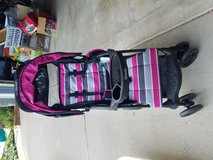 Free: Stroller, Baby tub, clothes, toys in San Clemente, California