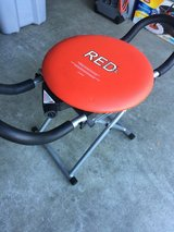 Red XL Abdominal Exerciser in Travis AFB, California