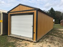 REPO 12x32 Portable Garage in DeRidder, Louisiana