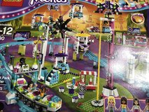LEGO Friends Amusement park roller coaster in 29 Palms, California