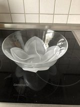 Large Crystal bowl Durand France in Stuttgart, GE