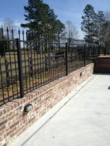 mm fence in Leesville, Louisiana