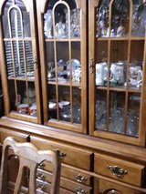 china cabinet and table and chairs in Fort Benning, Georgia